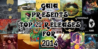 Top 20 Releases For 2014 by Gaia