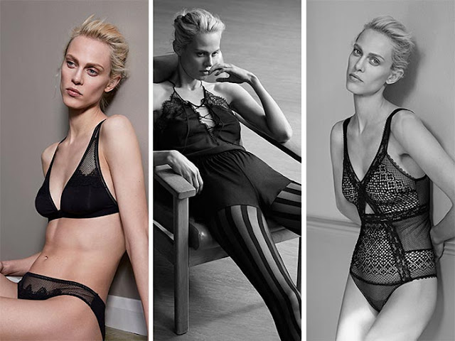 Oysho Lingerie Fall/Winter 2016 Campaign