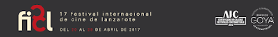 logo Festival de Cine de Lanzarote