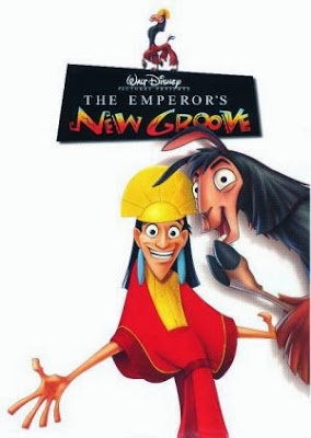 Poster Of The Emperor's New Groove (2000) In Hindi English Dual Audio 300MB Compressed Small Size Pc Movie Free Download Only At worldfree4u.com