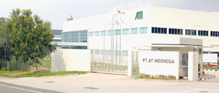 Disnakertrans Untuk PT AT Indonesia