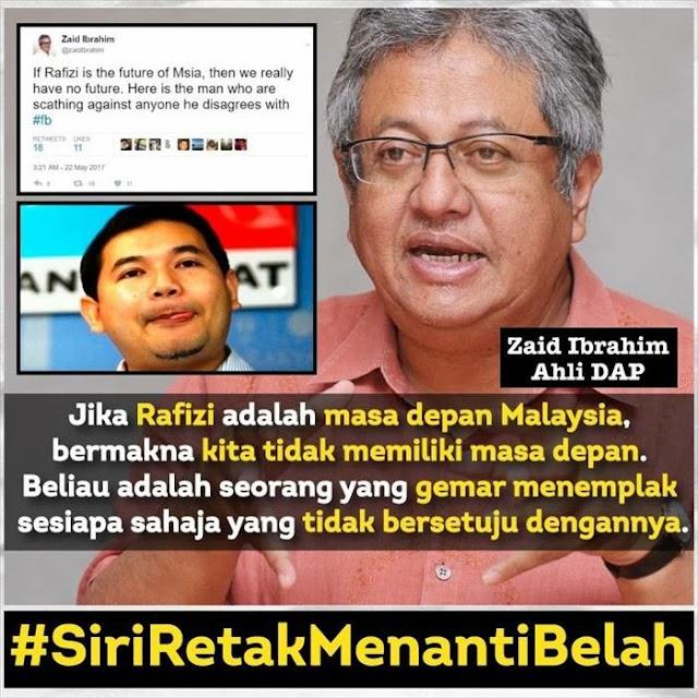 Zaid Ibrahim Suarakan Pendirian Sebenar DAP #DAP
