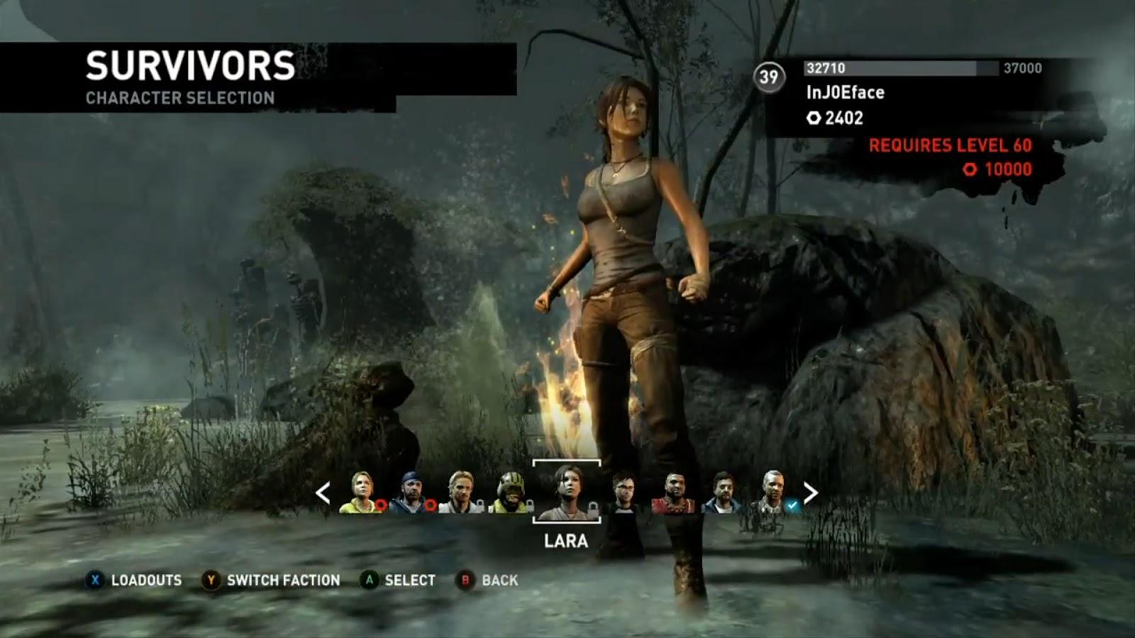 Tomb Raider Online Game