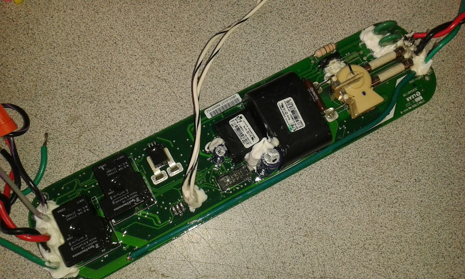 hight resolution of  case wiring coppell tv repair online blog repairing voltec spx el 50580 charger on car charger