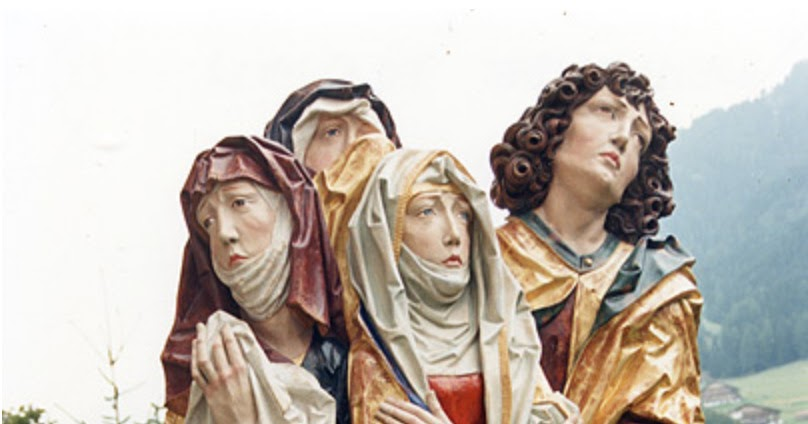 Contemporary Traditional European Sculpture From Atelier Wilfried Senoner ~  Liturgical Arts Journal
