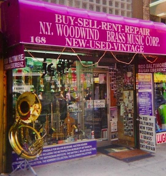 Jeremiah's Vanishing New York: Music Row