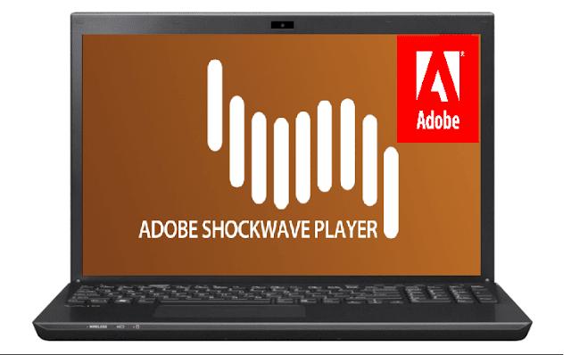 تحميل برنامج ادوبي شوك ويف بلاير Adobe Shockwave Player باخر اصدار
