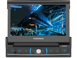 DVD Player Automotivo Pósitron