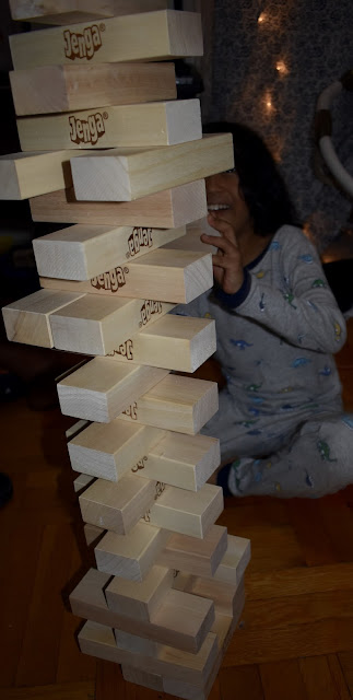 Authentic JENGA Giant