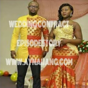 "EPISODE 27 : ""WEDDING CONTRACT"" EPISODE STORY"