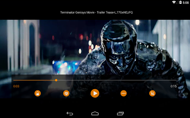 VLC for Android v2.1.5 (All Versions) APK [Latest] is Here !