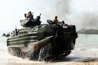 Ranpur Amfibi AAV-7A1