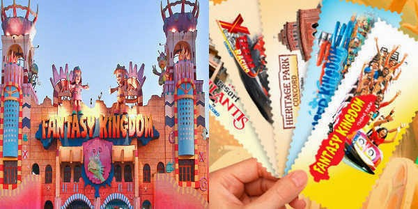 Fantasy Kingdom ticket price