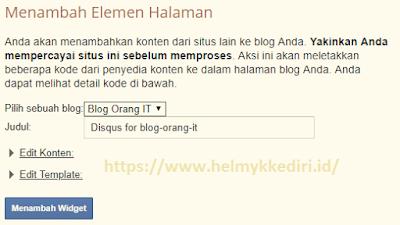 komentar disqus dibloggerb