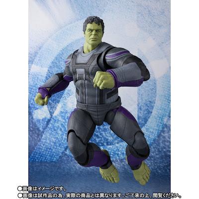 S.H.Figuarts Hulk de Avengers: Endgame - Tamashii Nations