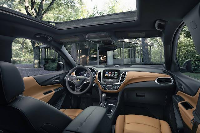 GM Equinox: SUV chega ao Brasil no 2º semestre