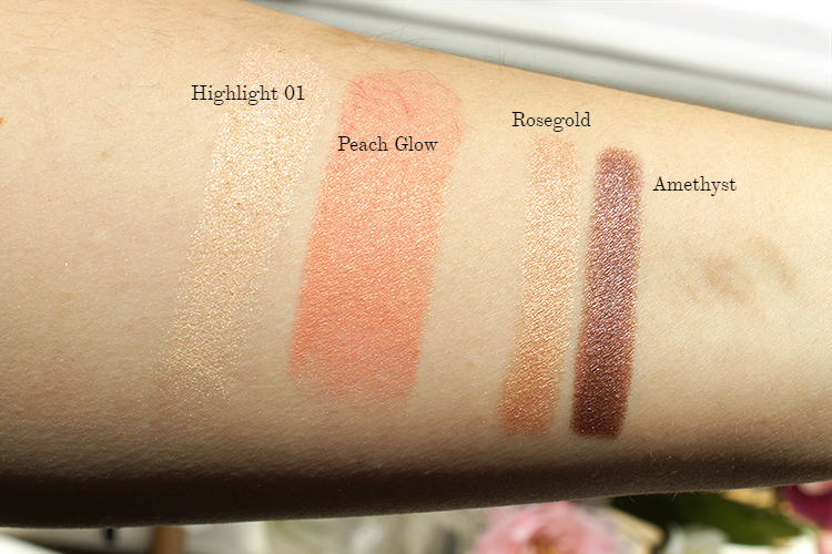 laura-mercier-highlight-blush-eye-swatches