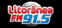 Rádio Litorânea FM de Guaratuba PR
