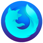 Firefox Rocket - Fast and Lightweight Web Browser app- icon