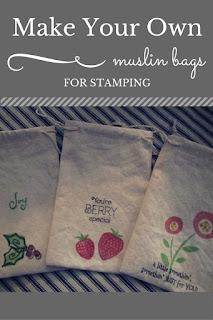muslin bag craft