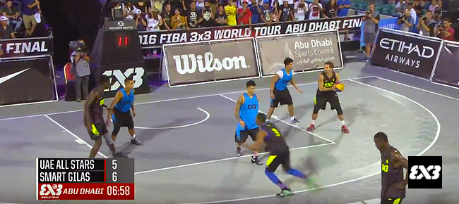 Team Philippines vs. UAE All-Stars (REPLAY VIDEO) 2016 FIBA 3X3 World Tour Final Exhibition Game