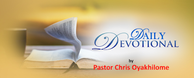Do Something About It by Pastor Chris Oyakhilome