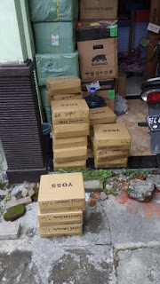Shipping agent Import Lithium Batteries to Jakarta