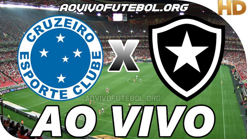 Cruzeiro x Botafogo Ao Vivo na TV HD