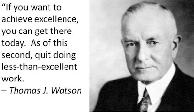 Excellence In Business Quotes