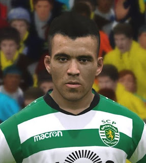 PES 2017 Faces Marcos Acuña by FaceEditor Jefferson_SF