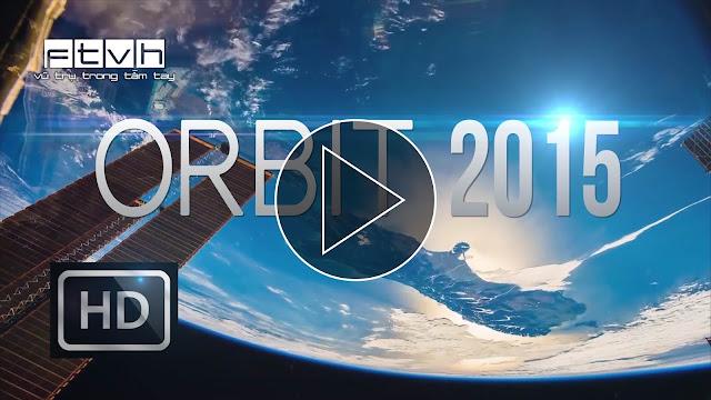 """Video timelapse """"Birdman"""" nhìn Trái Đất từ không gian."""