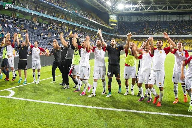 UEFA Europa League Auslosung: Vardar in Topf 4