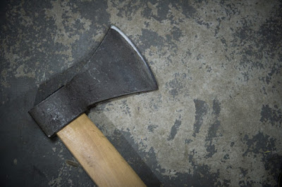Double Wahala; Man shoots,kills another man attacking woman with axe