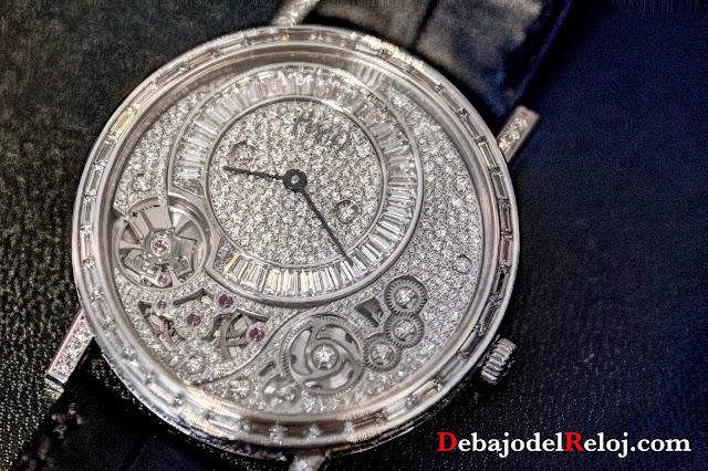 Piaget SIHH 2016 reloj 2