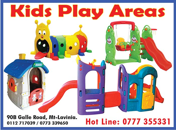 AD Factor | Kids Play Areas