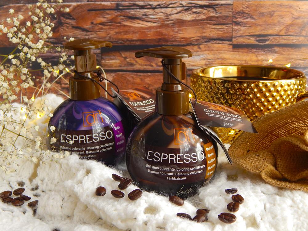 Regenerowanie i farbowanie w przerwie na kawę? Vitality's Espresso balsam koloryzujący do włosów