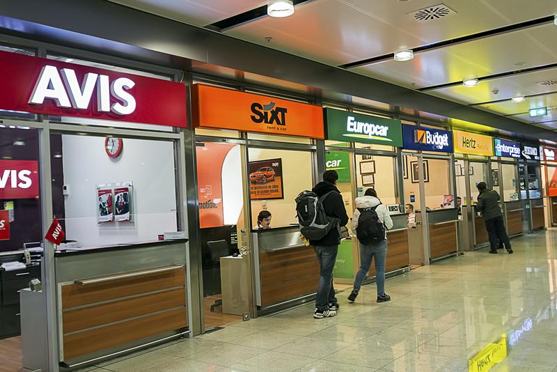Car Rental York Station Europcar