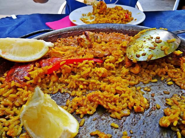hiszpańskie jedzenie, co zjeść, ile kosztuje?