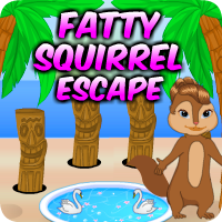 AvmGames Fatty Squirrel Escape