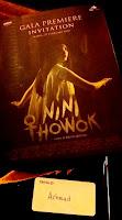 Undangan Gala Premiere Film Nini Thowok