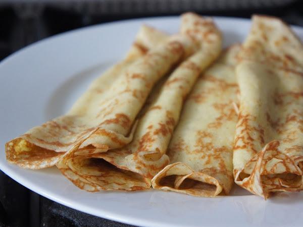 REZEPT: glutenfreie Pfannkuchen bzw. Crêpes