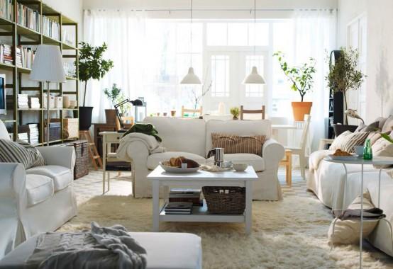 IKEA Living Room Decorating Design Ideas 2012 Catalog | Home ...