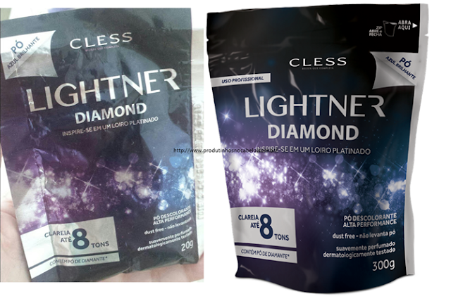 Descolorante Diamond Cless