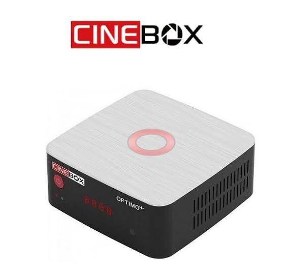 Atualização Cinebox Optimo + plus ACM 02/11/2018