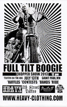FULL TILT BOGGIE  CHOPPER SHOW