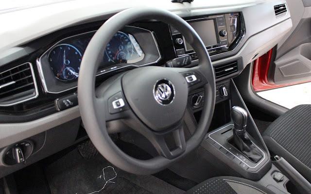 VW Polo Comfortline - volante