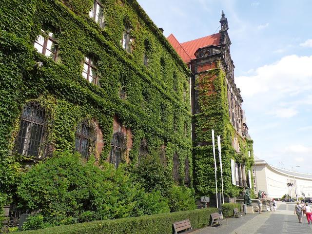 Budynek Muzeum Narodowego we Wrocławiu