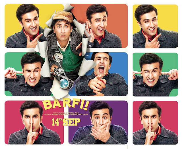 Barfi HD Mp3 Songs