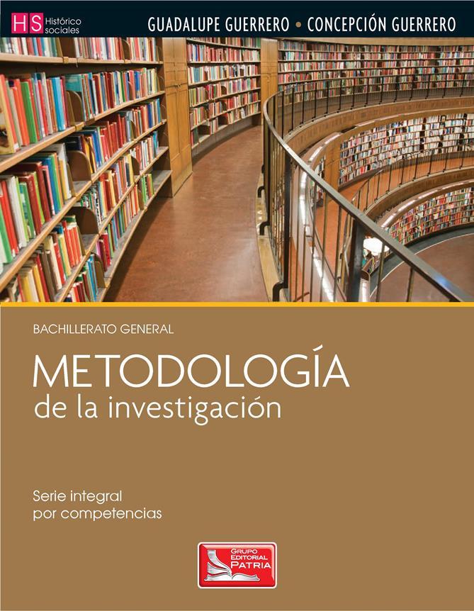 Metodología de la investigación – Guadalupe Guerrero Davila