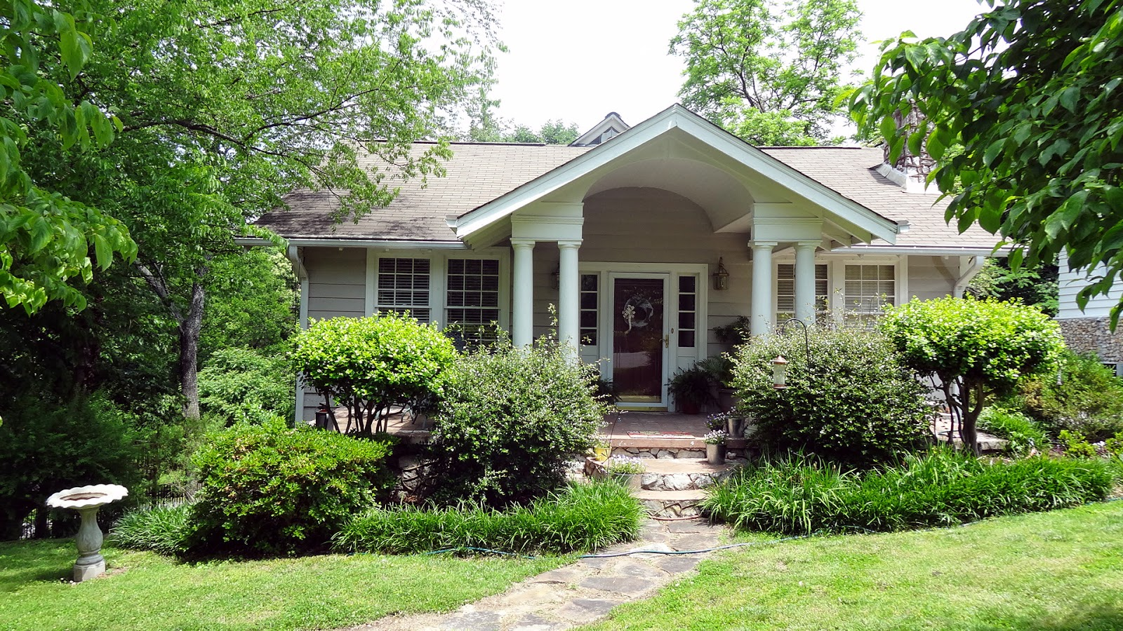 Chattanooga Real Estate Update - Small Bungalow Classic Elevation